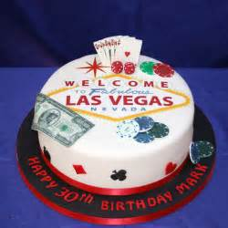 Las vegas birthday cake las vegas themed birthday cake