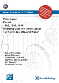 service manual old car repair manuals 1997 volkswagen eurovan parental controls thesamba com volkswagen passat passat wagon 1995 1996 1997 repair manual on dvd rom bentley publishers