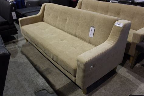 sofa with charging station convertable bed sofa with built in usb charging stations
