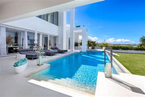Modern Tiny Houses by Warana Beach House Pool Modern All About House Design