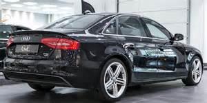Audi A4 S Line 2012 Audi A4 Tfsi Quattro S Line Vat Q 2012 Gve Luxury