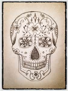 mexican skull draw a card