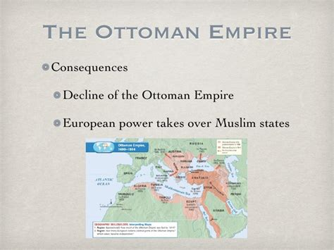 what caused the decline of the ottoman empire imperialism in the middle east