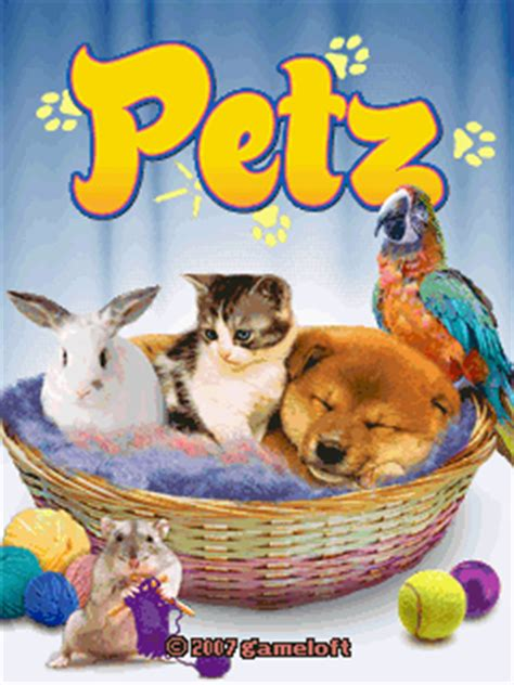 java themes peperonity petz java game for mobile petz free download