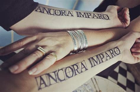 ian eastwood tattoo ancora imparo we it and ian eastwood
