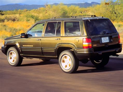 1996 Jeep Zj Pictures Of Jeep Grand Limited Zj 1996 98 800x600