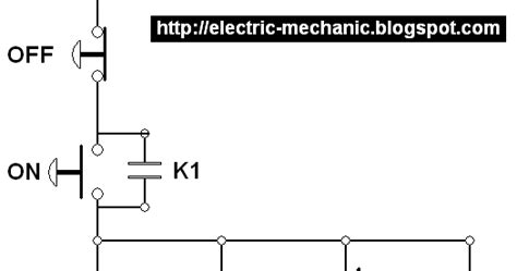 19 gambar wiring diagram panel listrik cara kerja