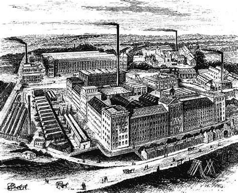Cottage Industry Construction by The Industrial Revolution Was Marked By The Construction