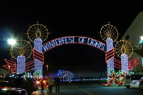 ocean city festival of lights festival of lights picture of clarion resort
