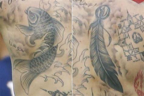 ibrahimovic sleeve tattoo zlatan ibrahimović s tattoos their meanings body art guru