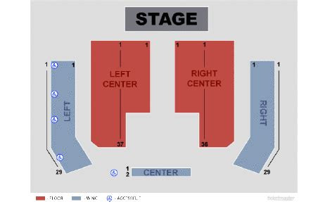 event center layout tickets janet jackson unbreakable world tour