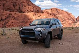 Toyota 4runner Pro 2016 Toyota 4runner Trd Pro Photo Gallery News Cars