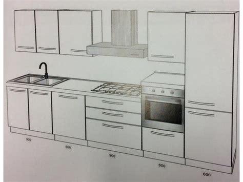 cucina brio cucina moderna lineare brio o clio mobilturi cucine in