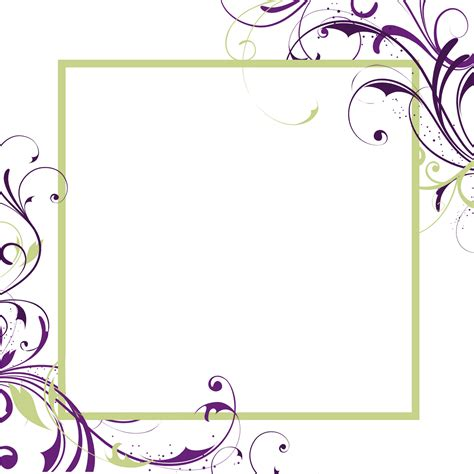 wedding menu template free download clipart best
