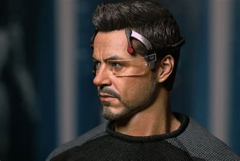 directions for the tony stark haircut figura de acci 243 n de tony stark en iron man 3 nerdgasmo