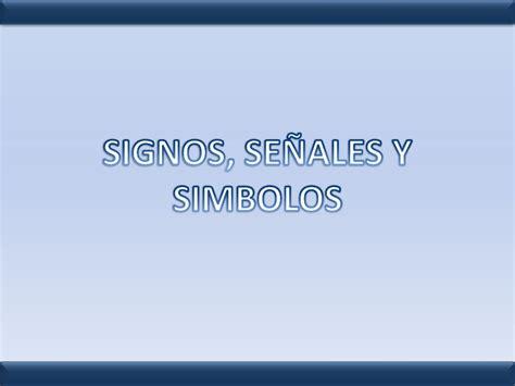 imagenes de simbolos y señales signos se 209 ales y simbolos