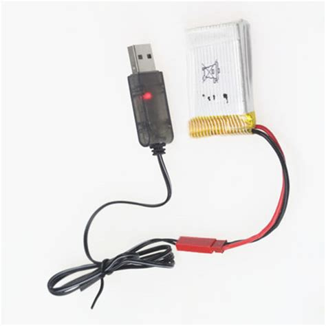 Micro Jst For 1s Charger Or Diy Battery 3 7v 500ma output 1s lipo lithium battery usb cable charger jst ebay
