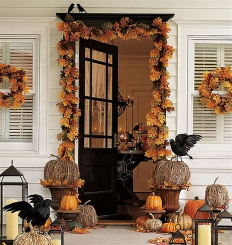 front door decoration ideas for fall wonderful fall front door decor