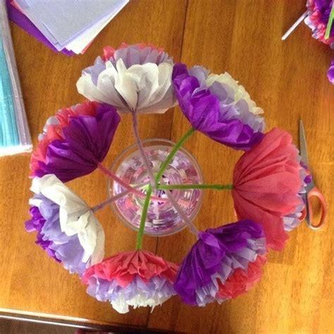 fiori in carta velina fiori di carta velina fiori di carta come realizzare