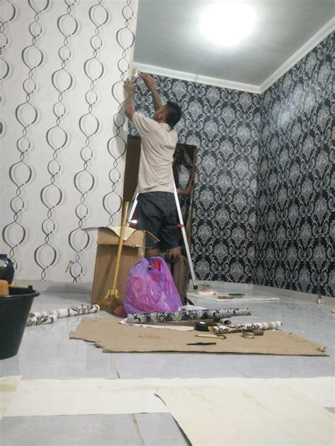 jual wallpaper dinding  murah wallpaper dinding