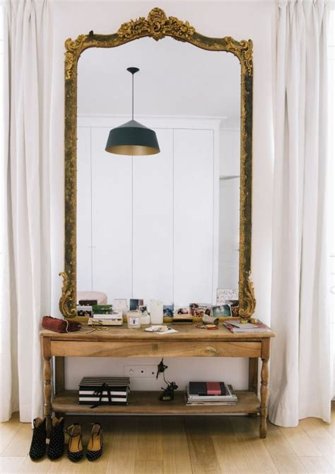 entry way mirror 25 best ideas about vintage mirrors on