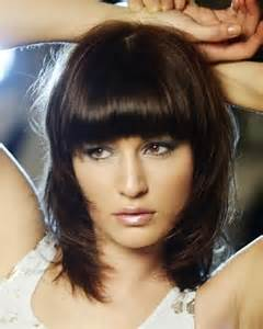 hairstyles for full faces 2012 image