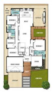 Houses Floor Plans by Best 25 Single Storey House Plans Ideas On