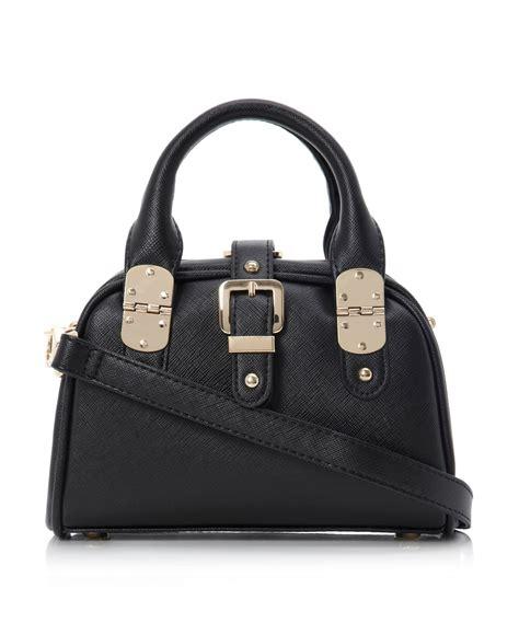 Small Dune Handbag by Dune Dinidani Mini Frame Bag In Black Lyst