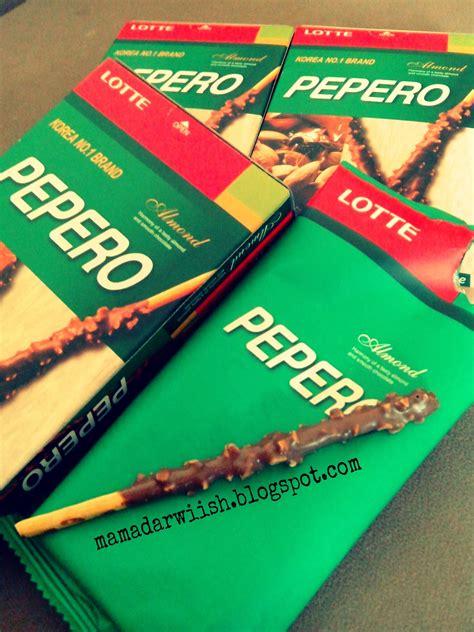 Lotte Pepero Korea No 1 Brand pepero lotte chocstick paling cool darwiish