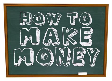 How To Make Money Easily Online - top 4 easy ways to make money online from blogging om hq