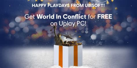 Ubisoft Pc Giveaway - download free ubisoft games on pc for the holidays
