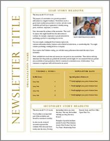 department newsletter templates nursing staff development the firewall may 2011