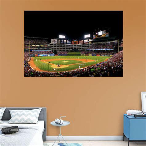 the bedroom shop arlington tx inside rangers ballpark in arlington mural wall decal shop fathead 174 for texas