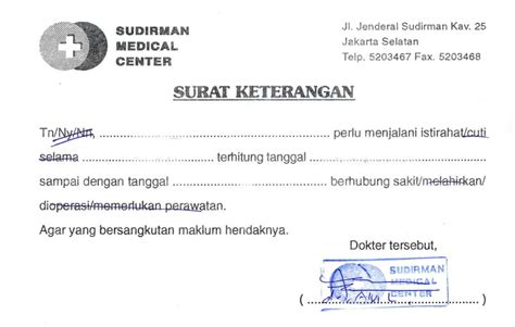 surat dokter jpg photo by dimastutu photobucket