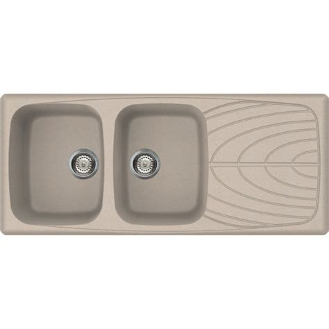 Masters Kitchen Sink Elleci Kitchen Sink Master 500 2 Bowls Oatmeal Made In Italy Fab A