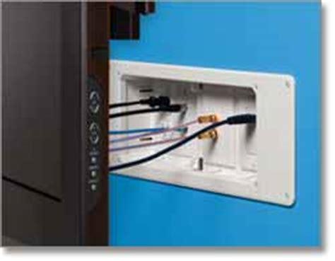 amazoncom arlington tvb  recessed tv outlet box