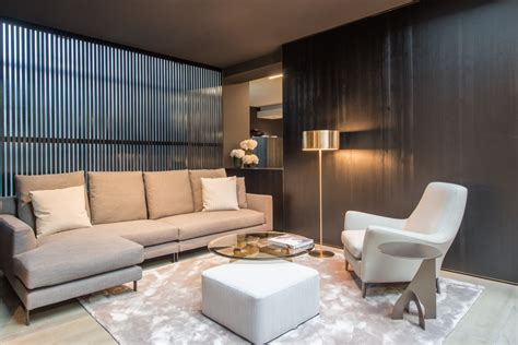 minotti home design products interview with anke summerhill creative director at