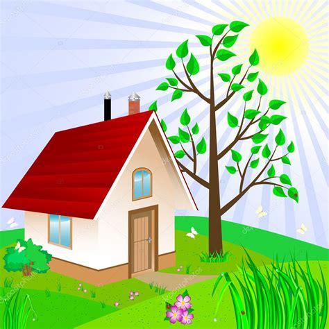 small house stock vector  lucky
