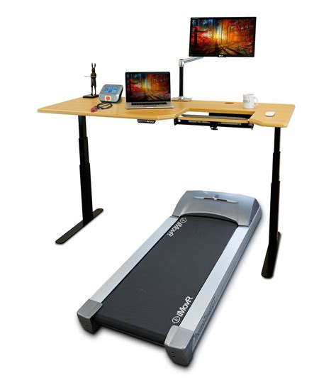 Desk Treadmill by Thermotread Gt Desk Treadmill By Imovr Ergocanada
