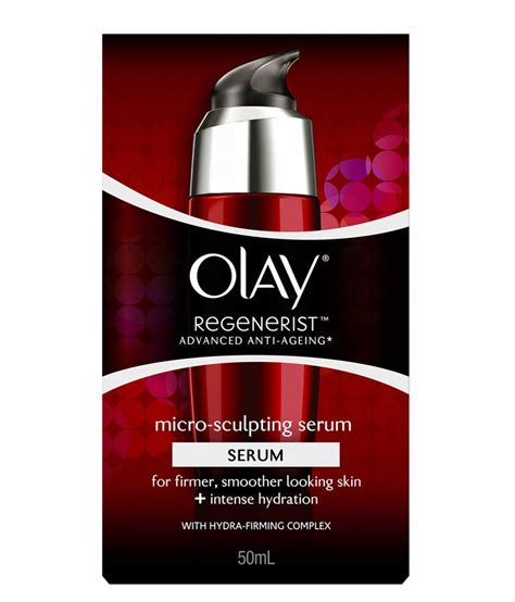 Olay Regenerist Micro Sculpting olay regenerist advanced anti ageing micro sculpting serum