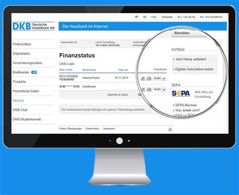dkb bank internetbanking nintendo eshop und spotify digitale gutscheine
