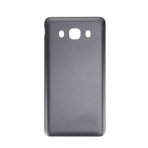Samsung Galaxy J5 2016 J510 Sevendays Metallic replacement for samsung galaxy j5 2016 j510 battery back cover black alex nld