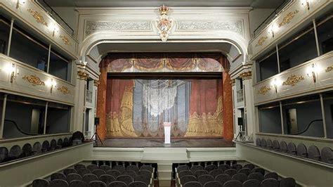 el pequeo teatro de el teatro m 225 s antiguo de espa 241 a en san lorenzo de el escorial reabrir 225 sus puertas el d 237 a 10