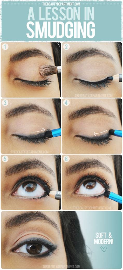 tutorial for top eyeliner top 10 smudged eyeliner makeup tutorials top inspired