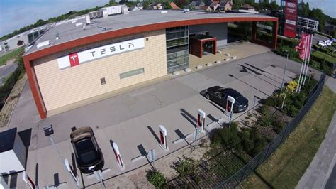 Tesla Supercharger Belgium Stop Worrying About Tesla Supercharger Congestion It Will