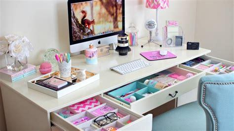 accessoires bureau fille fabriquer un bureau soi m 234 me 22 id 233 es inspirantes