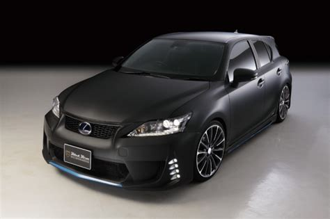 lexus ct200 custom wald custom lexus ct200h black bison edition moto verso
