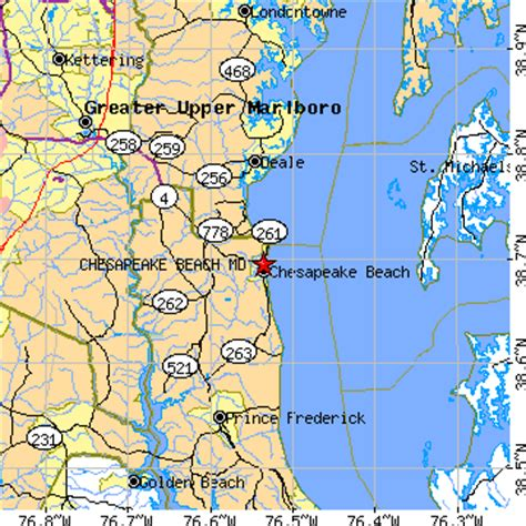 maryland map beaches deale md pictures posters news and on your