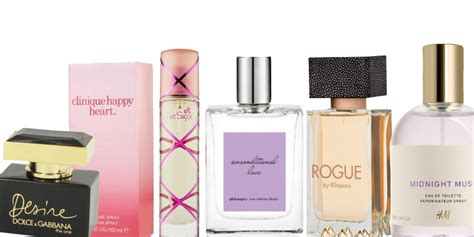 Best Perfumes 2017 Our best perfumes for on a budget s day 2017