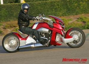 2008 Travertson V REX Review   Motorcycle.com